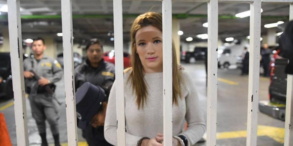 Conceden arresto domiciliario a Daniela Beltranena
