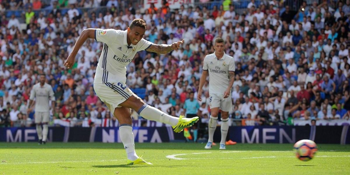Danilo, nuevo refuerzo del Manchester City
