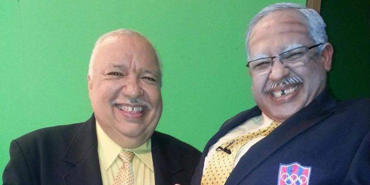 Herbert Cruz lamenta la muerte de Elliott Castro