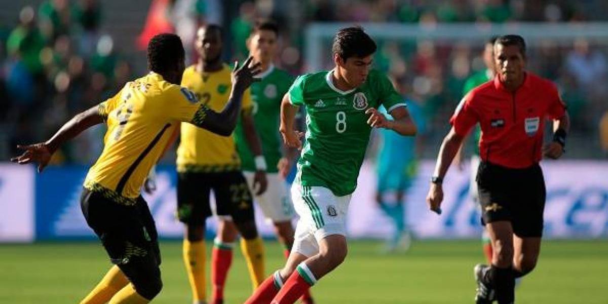 Jamaica vence a México en la semifinal de la Copa Oro