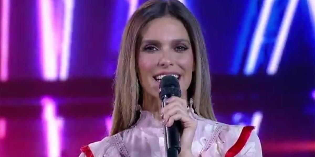 Fernanda Lima omitiu gravidez para manter emprego