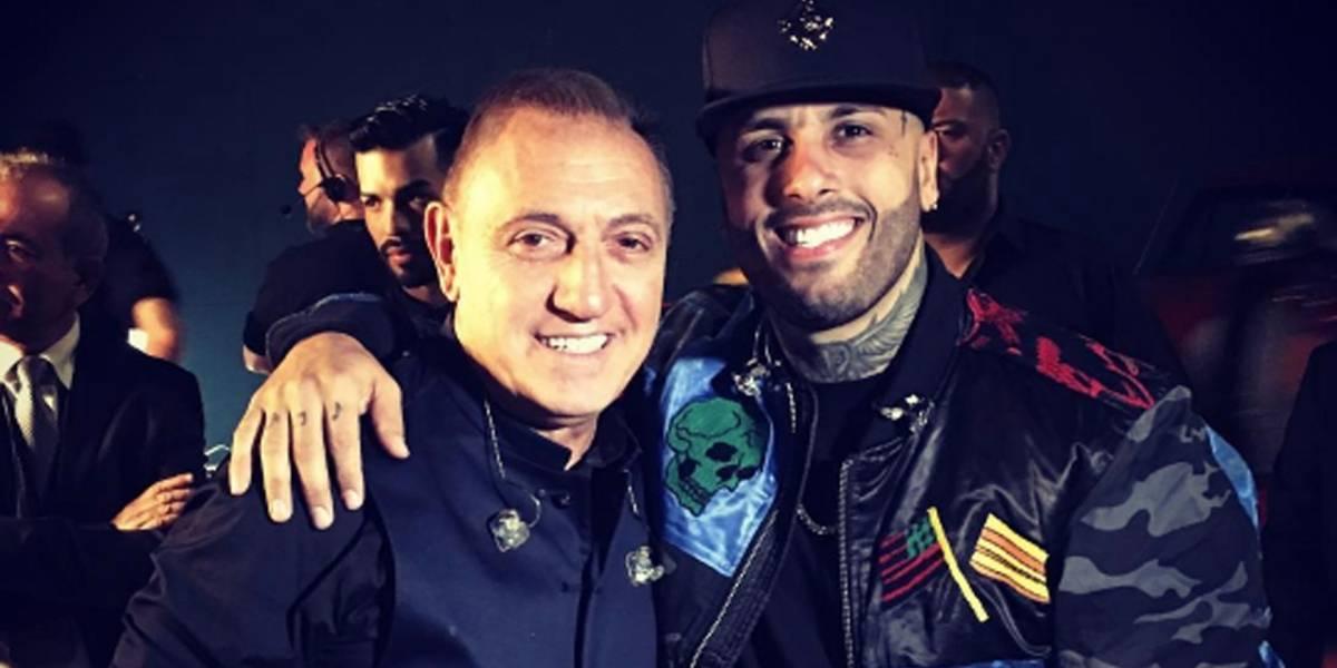 Franco De Vita se junta con Nicky Jam
