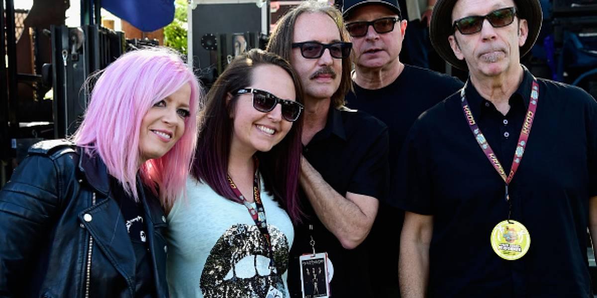 Duke Erikson: No hay dramas durante una gira con Blondie