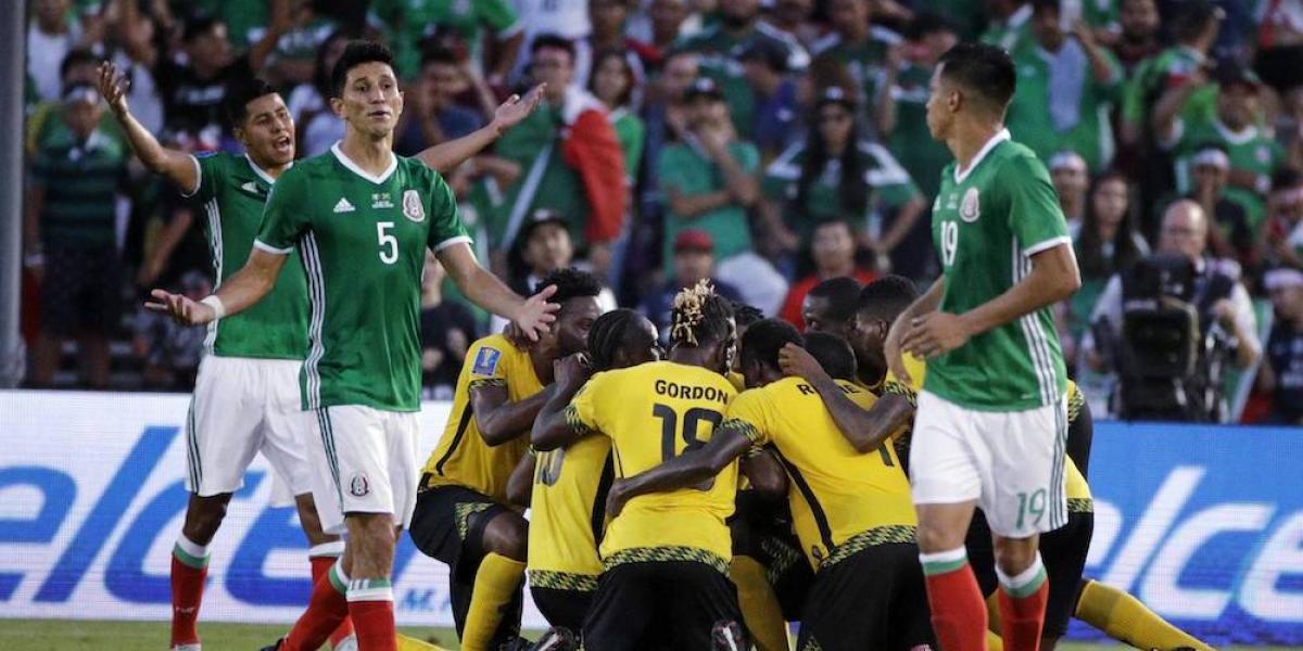 México es eliminado de la final de la Copa Oro