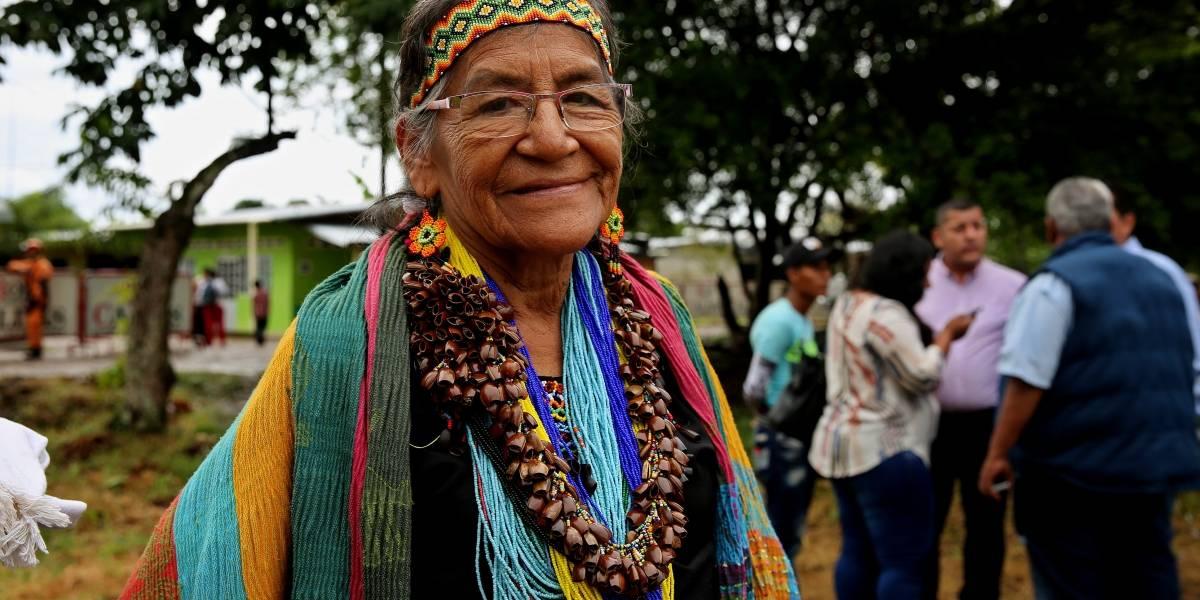 A las mujeres del Caquetá el conflicto armado las dejó sin lágrimas