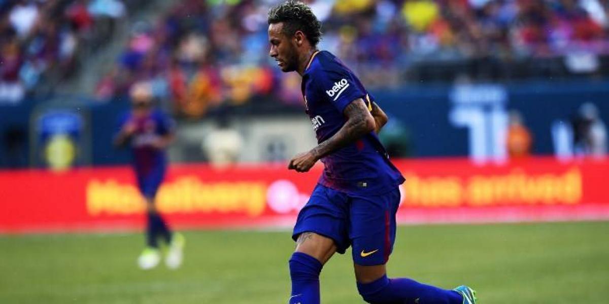 Neymar continuará vistiendo de azulgrana, según el FC Barcelona