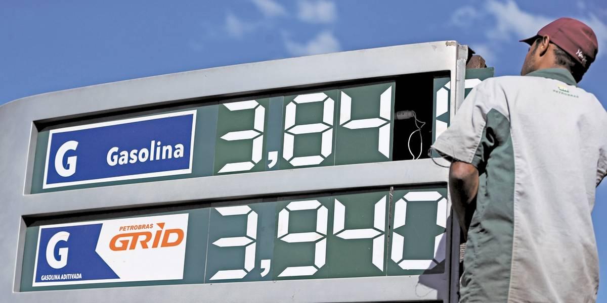 ANP vai divulgar balaço do preço médio dos combustível no país