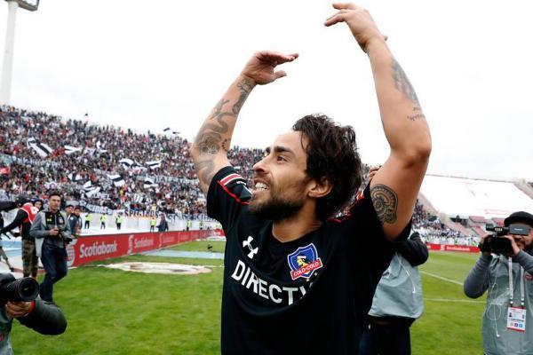 Valdivia tuvo se debut oficial con Colo Colo / Photosport