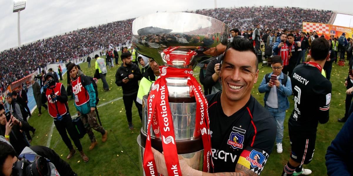 Lo festejan de Arica a Magallanes: así celebró el título el supercampeón Colo Colo