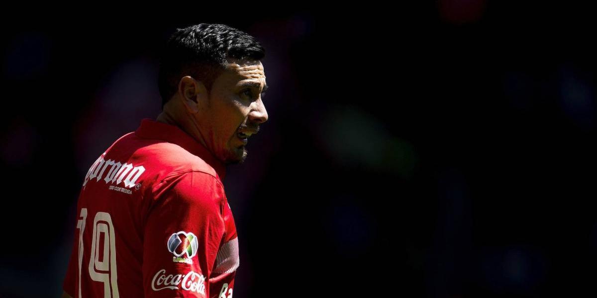 Rubens Sambueza, feliz por el regreso de Brizuela