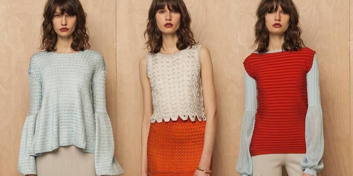 La increíble diseñadora que inventa sus propias telas