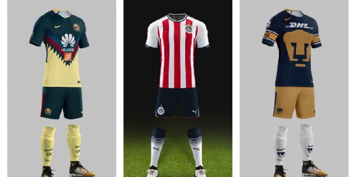 ¿Qué equipo de la Liga MX tiene el mejor uniforme?
