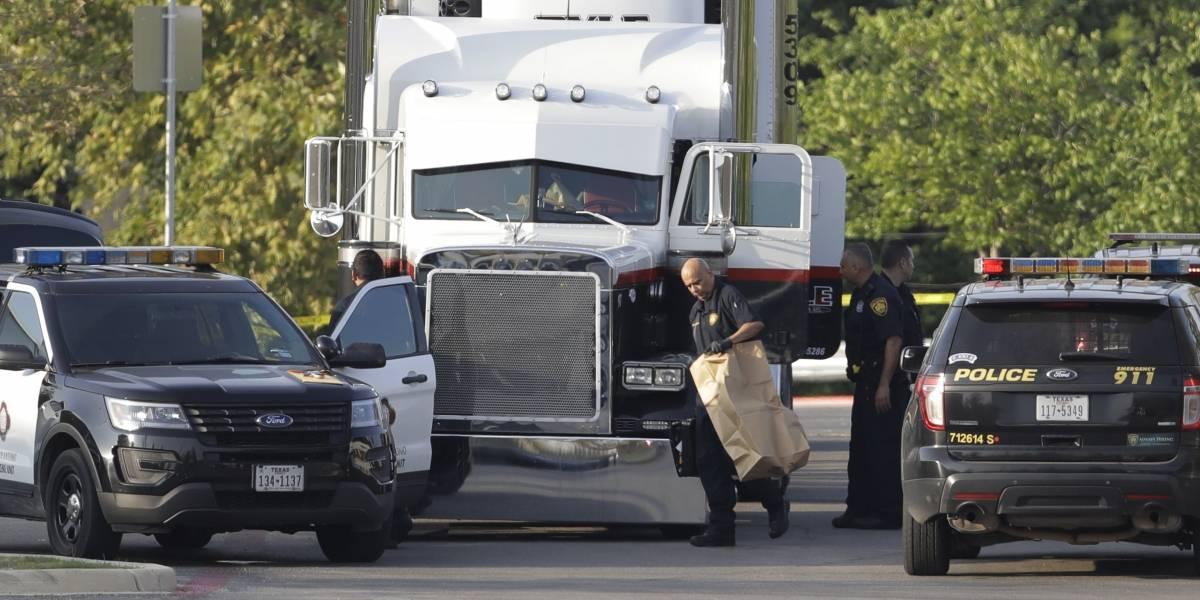 Hallan ocho muertos producto de tráfico humano en Texas