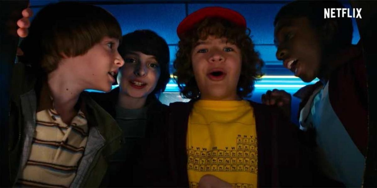 """VIDEO. Trailer de """"Stranger Things"""" presentado en la Comic-Con"""