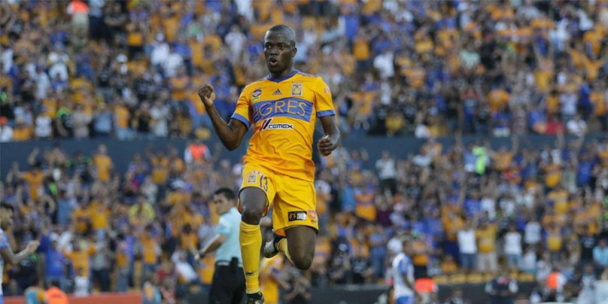 Enner Valencia pone a soñar a la afición tras debut con Tigres