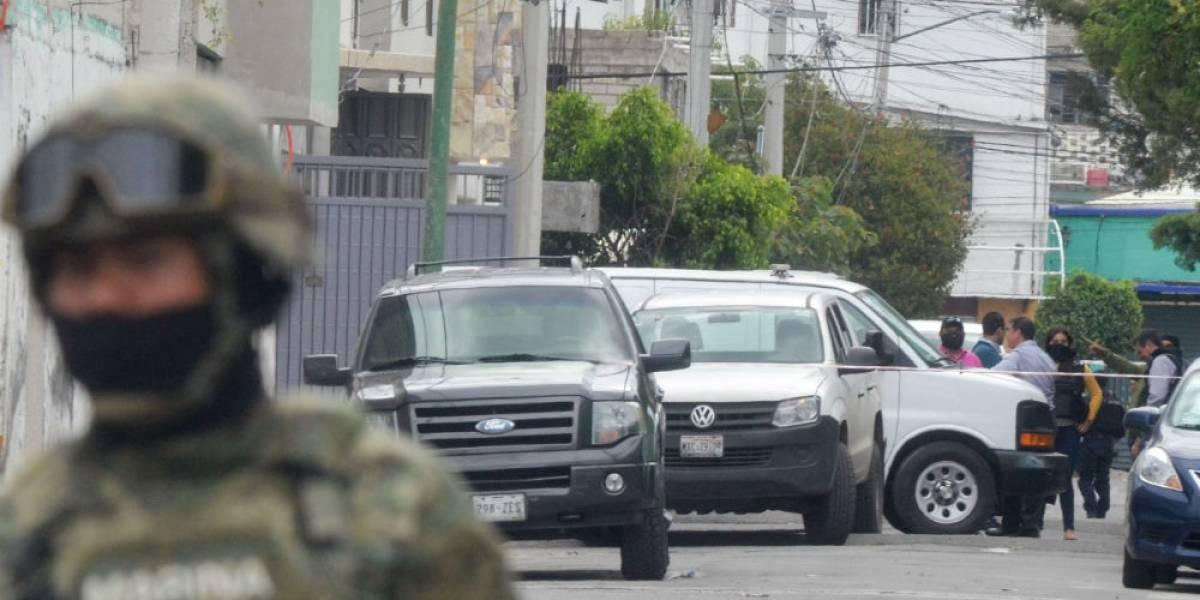 """Velan a """"El Ojos"""" en calles de la delegación Tláhuac"""
