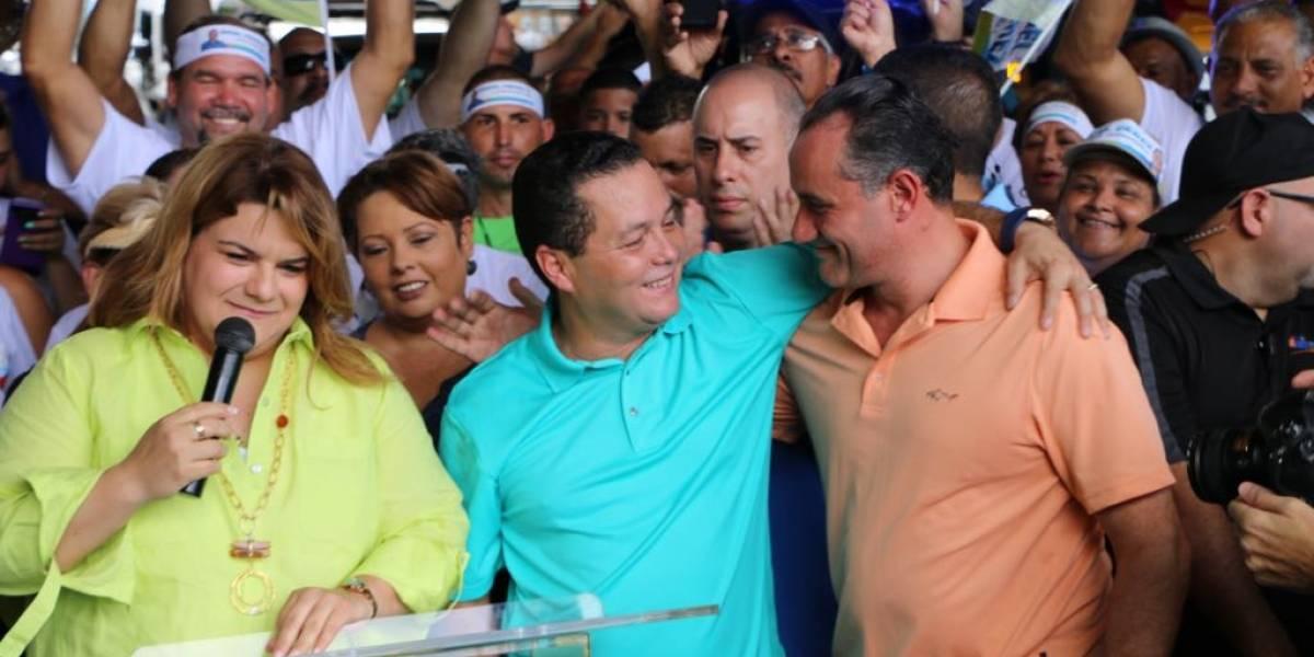 Jenniffer González endosa a Ángel Pérez para alcaldía de Guaynabo