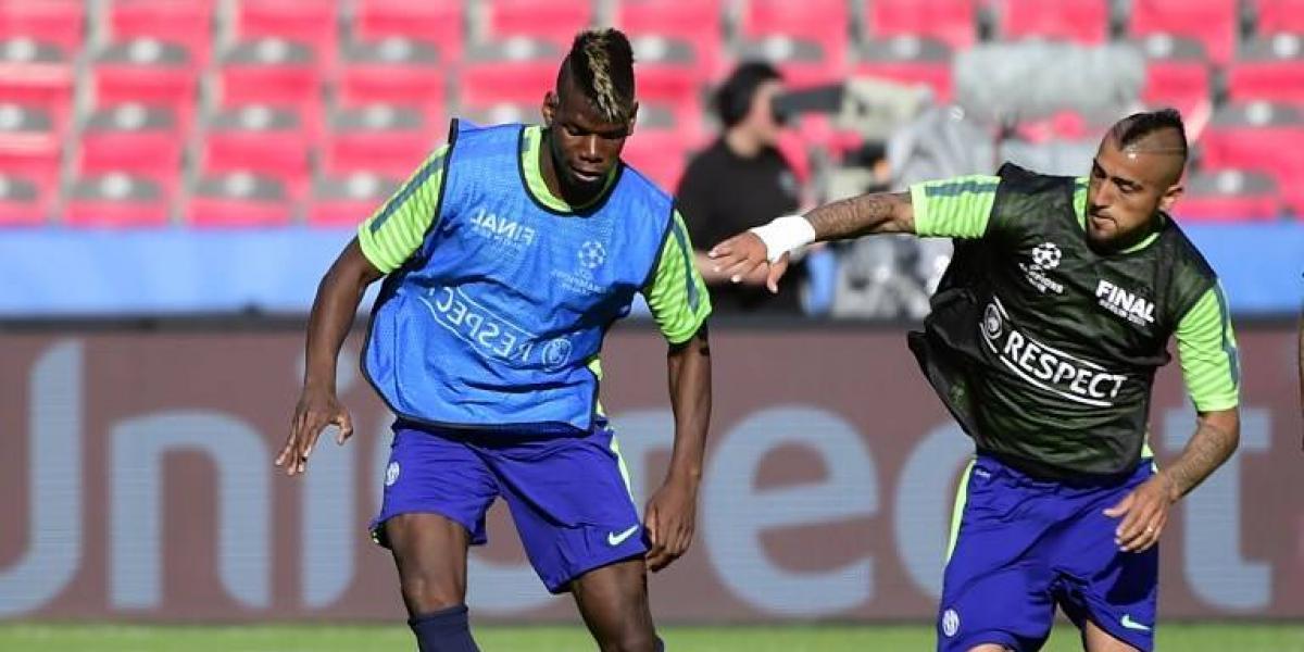 La oferta de Mourinho para reeditar la dupla Vidal-Pogba que preocupa al Bayern