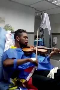 violinista Venezuela
