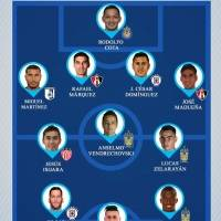 Once ideal Fútbol Total / Web