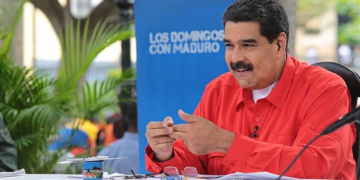 """Maduro amenaza con detener """"uno por uno"""" a los 33 magistrados nombrados por la oposición en Venezuela"""