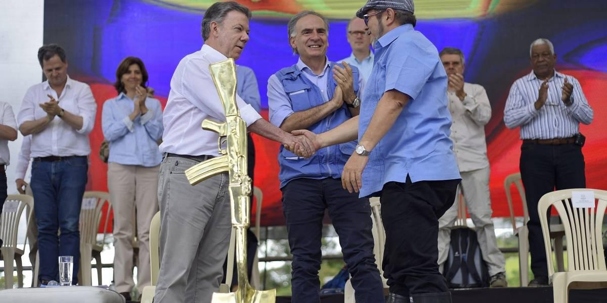 Las FARC anuncian que serán partido político desde el 1 de septiembre