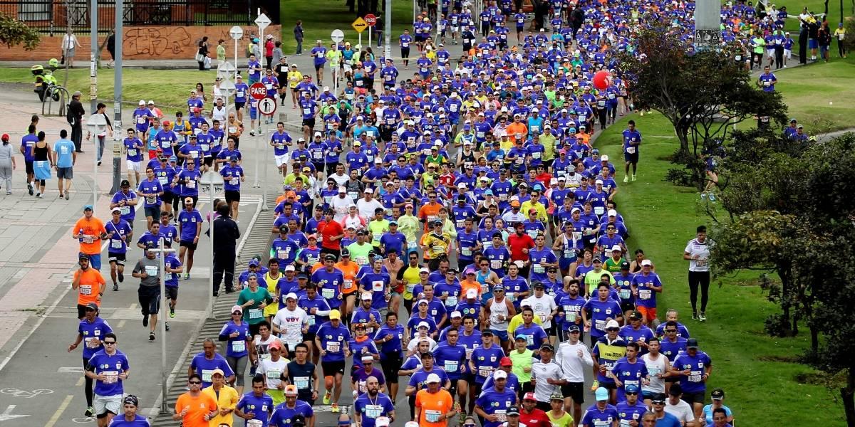 Bogotá podría ser sede del campeonato mundial de media maratón