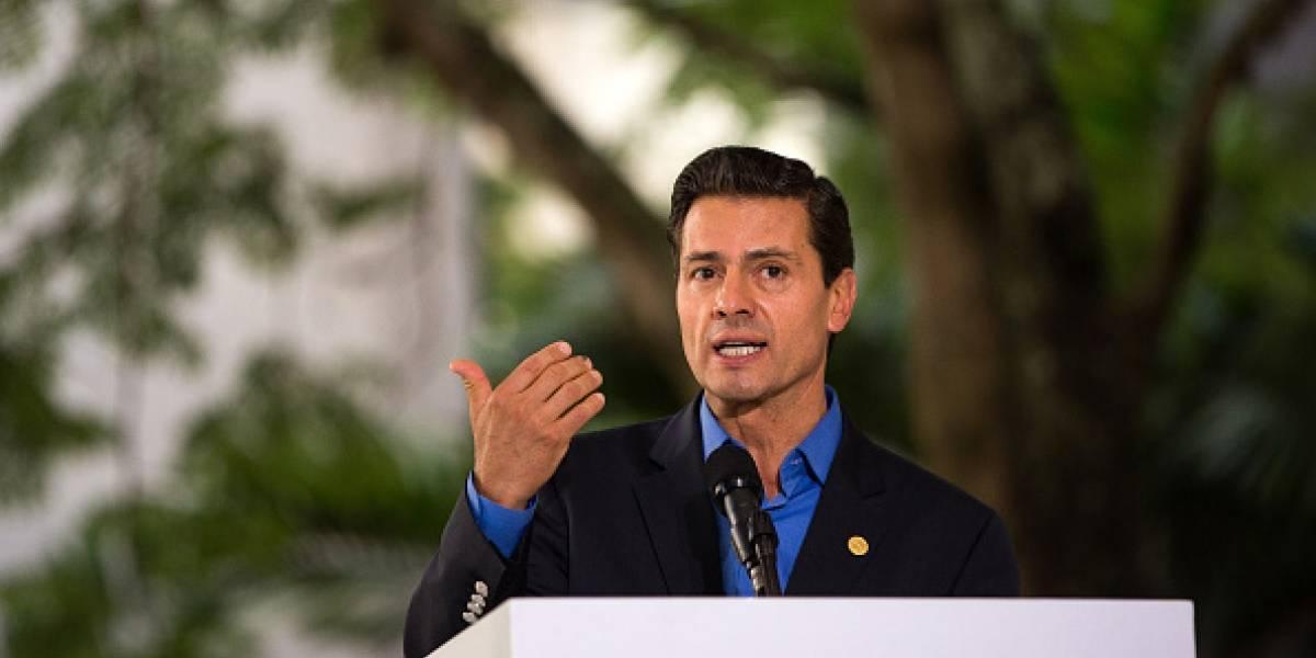Hay condiciones favorables para renegociar el TLCAN: Peña Nieto