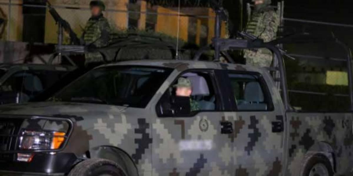 Enfrentamiento entre marinos y huachicoleros deja cinco muertos en Puebla