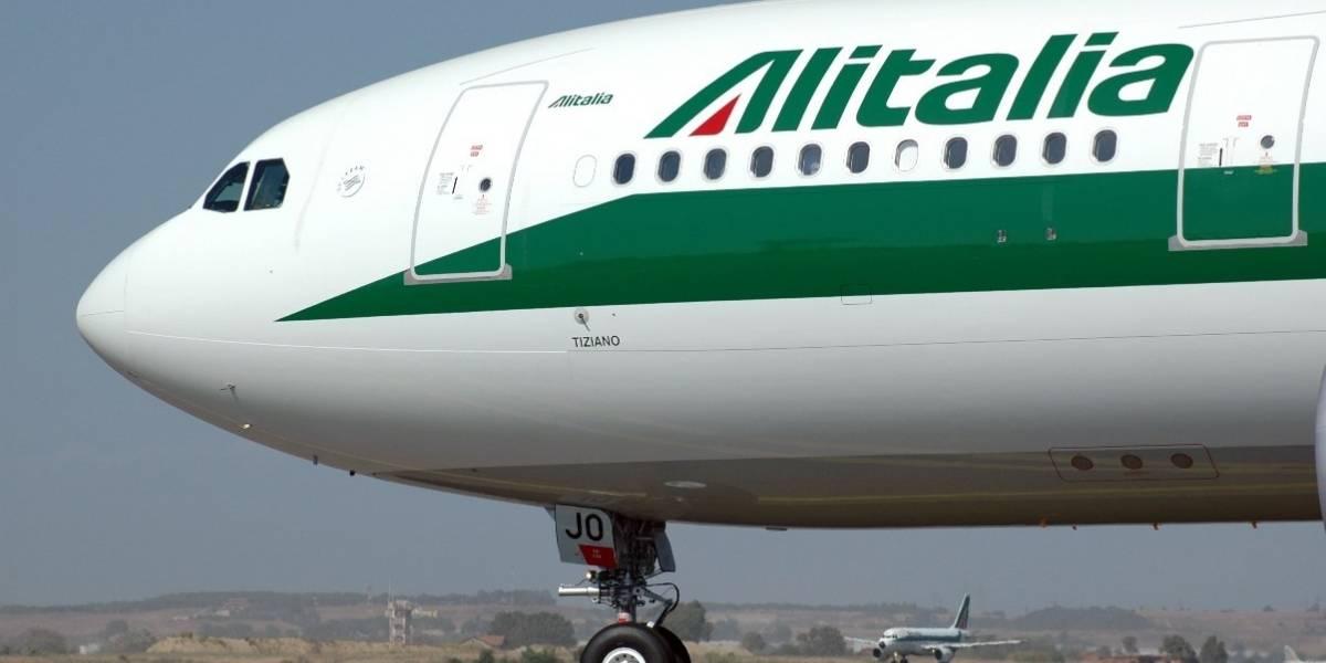 Irlandesa Ryanair realizó oferta por deficitaria Alitalia