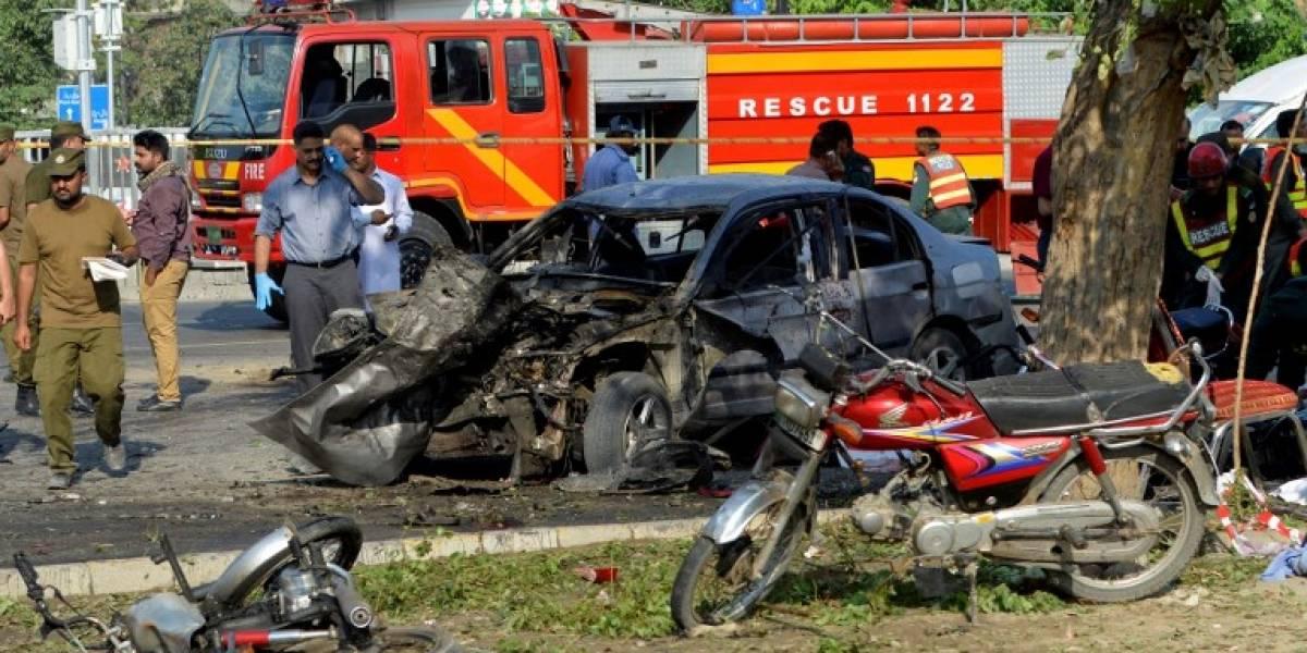 Mortal ataque en Paquistán: Al menos 25 muertos
