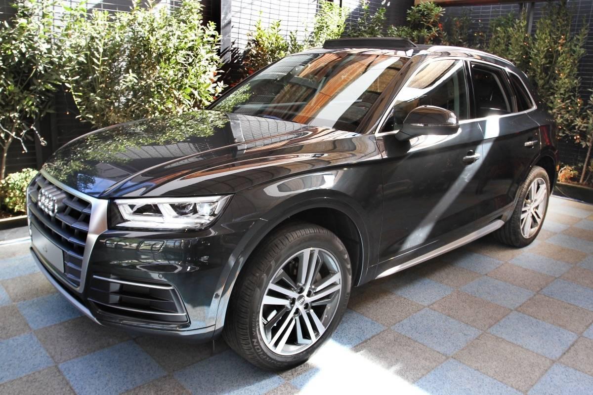 Llega El Nuevo Audi Q5 Primer Modelo Con Tracci 243 N Quattro