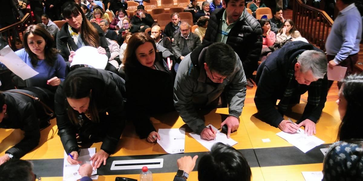 Cortes de luz: hoy comienza plan de trabajo entre el Gobierno, Enel y CGE