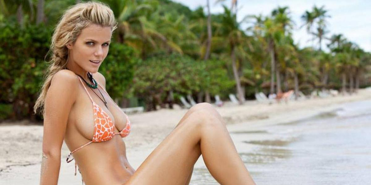 Brooklyn Decker, la bella esposa de Andy Roddick