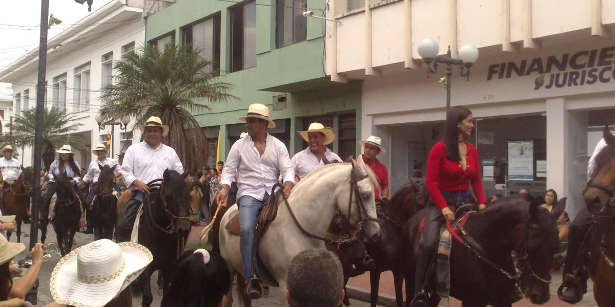 Reconocido empresario murió aplastado por su caballo en una cabalgata