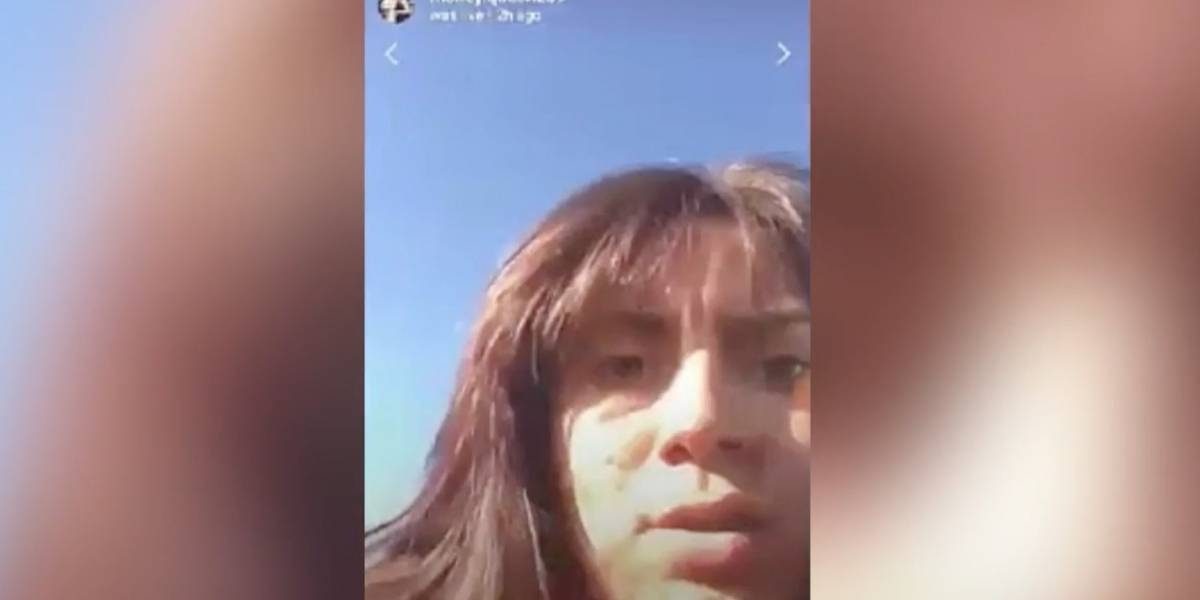 """Lo siento, maté a mi hermana"": joven transmite fatal accidente por Instagram"