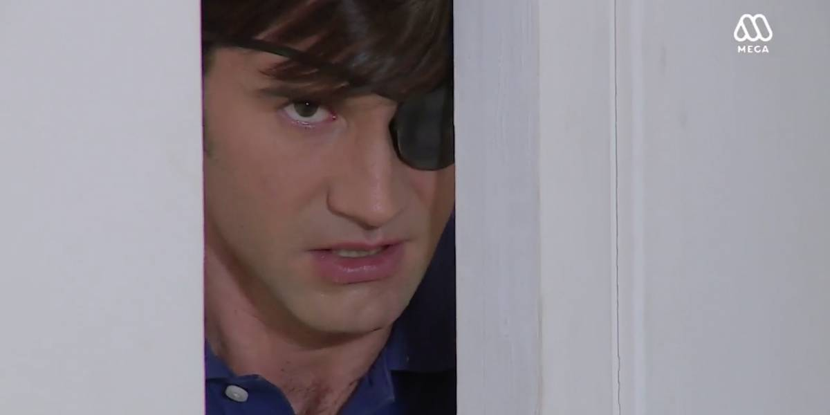 "¡Se acerca el final! La furia de Mateo en penúltimo capítulo de ""Amanda"""