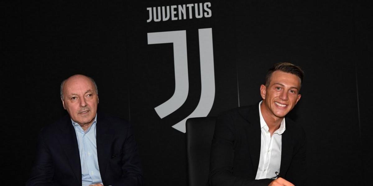 Juventus confirmó el fichaje millonario de la gran promesa del Calcio