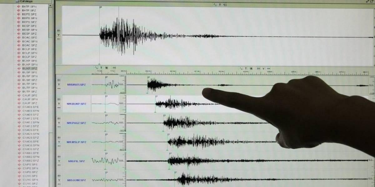 ¡Atención! Fuerte temblor se registró en el país