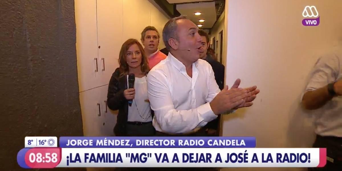 """""""Mucho Gusto"""" se mantiene en el liderato tras regreso de Lucho Jara y TVN se acerca"""