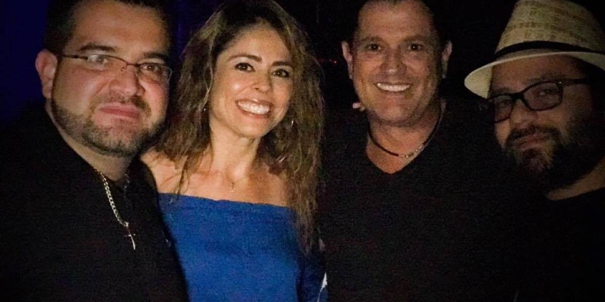 Periodista mexicana que besó a Carlos Vives podría perder su matrimonio