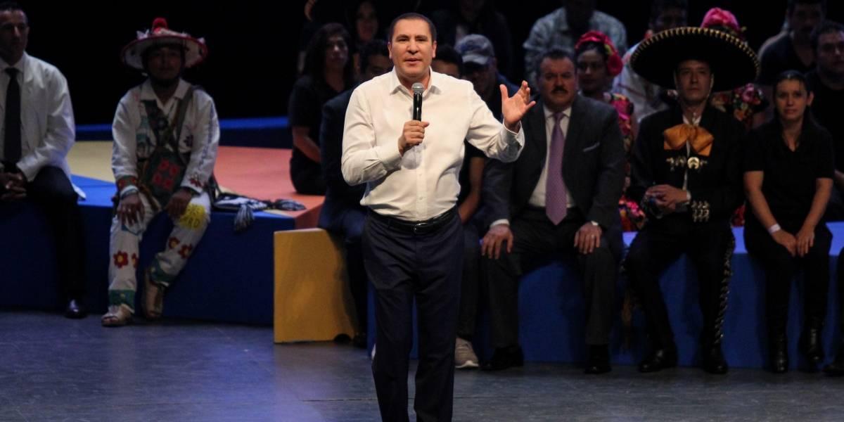 Sin coalición, será difícil que PAN gane la presidencia: Moreno Valle