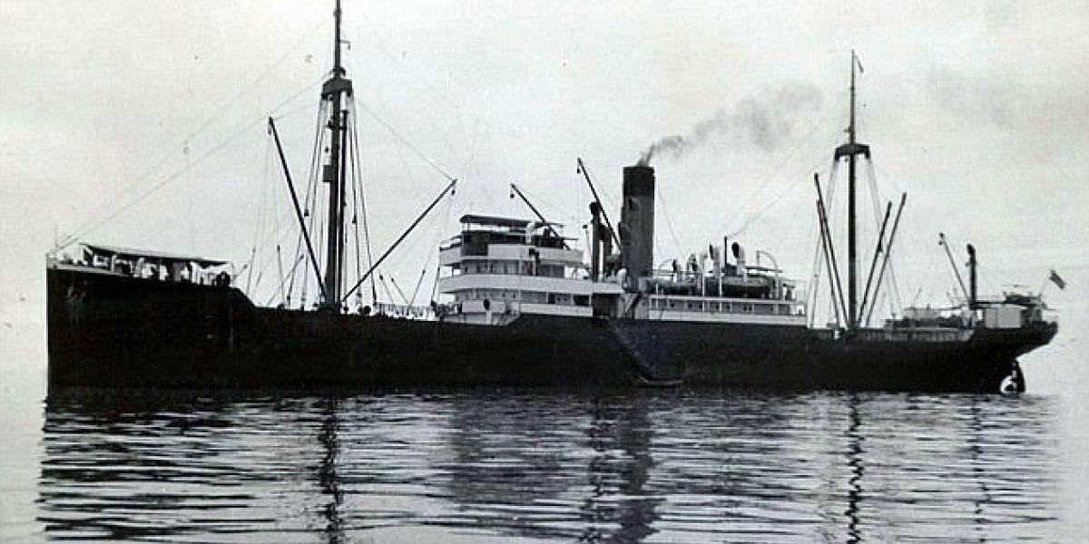 Encuentran tesoro nazi valorado en 130 millones de dólares en un barco hundido de la Segunda Guerra Mundial