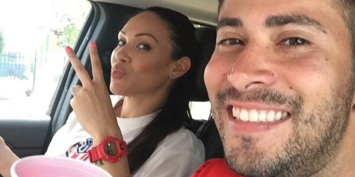 Tommy Ramos y Vilmarie Mojica anuncian que serán padres