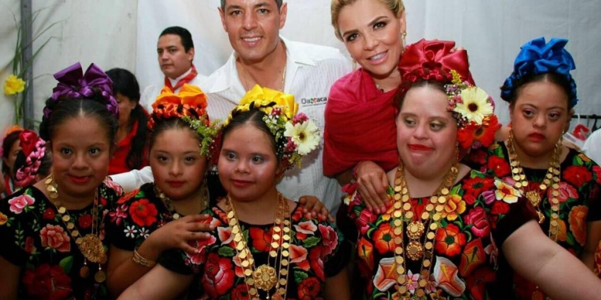 """Niños presentan """"Una Guelaguetza muy especial"""", en Oaxaca"""