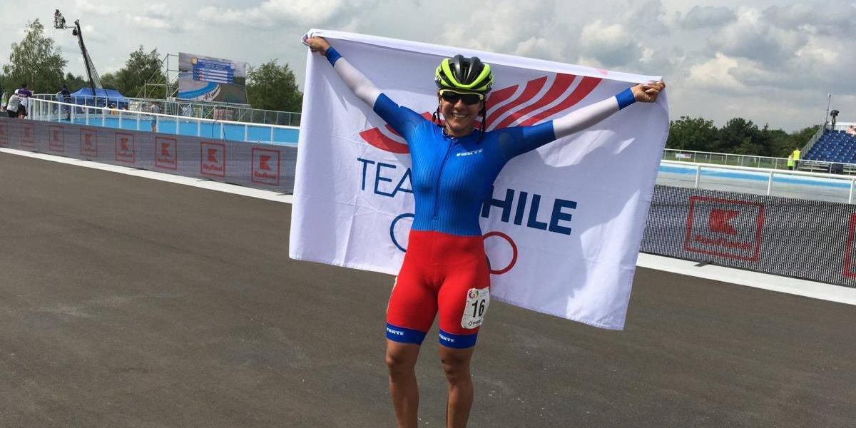 María José Moya ganó primer oro para el Team Chile en los Juegos Mundiales