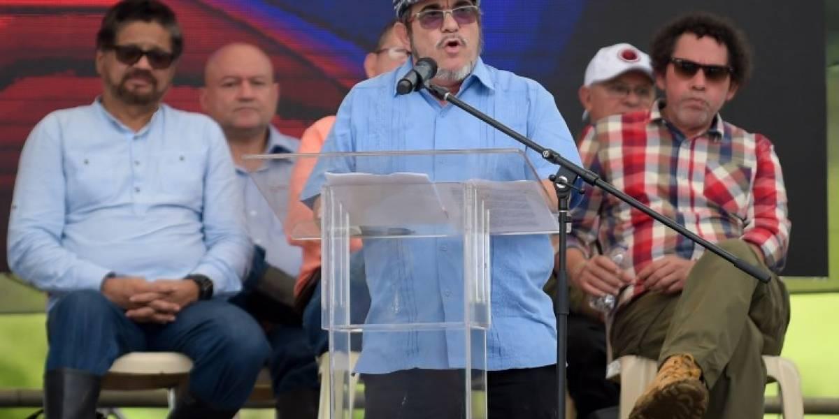 Las FARC formarán un partido legal en Colombia