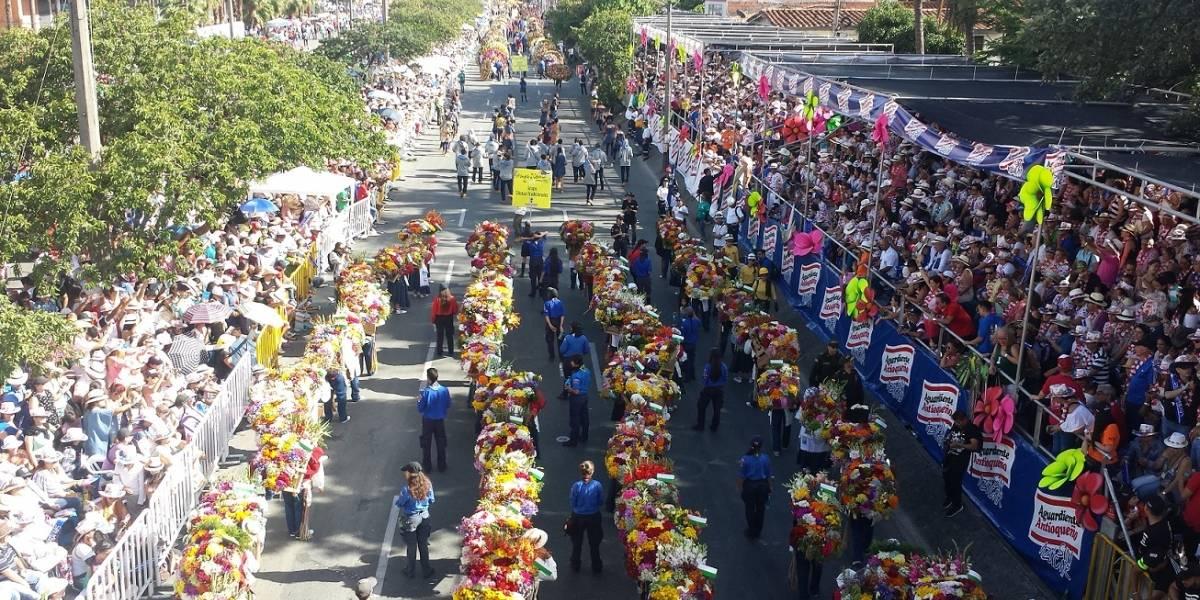 La seguridad en la Feria de las Flores estará en las manos de siete mil policías