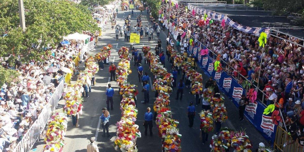 Así será la Feria de las Flores 2018: Medellín florece