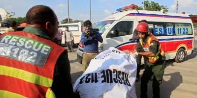 Explosão deixa 20 mortos cidade paquistanesa de Lahore